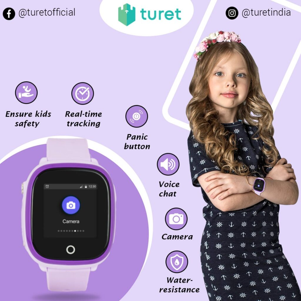 best smartwatch for kids in india